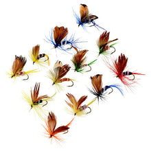 Load image into Gallery viewer, 12Pcs Set Insect Fly Fishing Lures