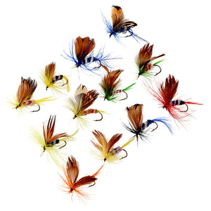 12Pcs Set Insect Fly Fishing Lures