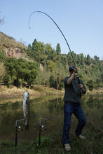Load image into Gallery viewer, Stainless Steel Automatic Fishing Rod