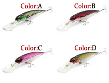 Load image into Gallery viewer, Big Minnow Fishing Lure 16.5cm 27.1g Crankbait Wobbler