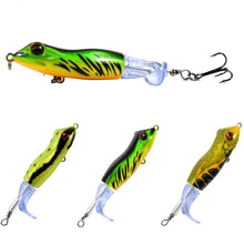 Load image into Gallery viewer, 90mm 11g Topwater Whopper Popper Fishing Lure