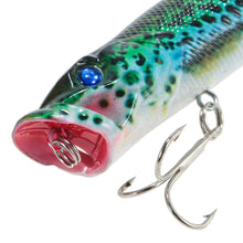 Load image into Gallery viewer, HOT 4PCS Floating Popper Fishing Lures Set