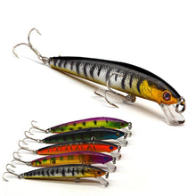 Load image into Gallery viewer, Floating Wobbler Artificial Lures Set For Fishing 5pc Sets