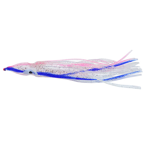 20-pieces Luminous Squid Skirts Soft Lure 5cm/9cm/11cm Night Fishing Lure for Tuna