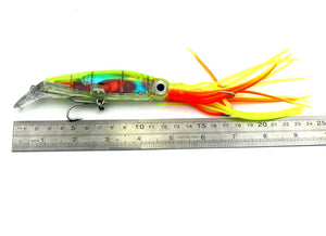 6pcs Hard Fishing Squid Lure For Tuna