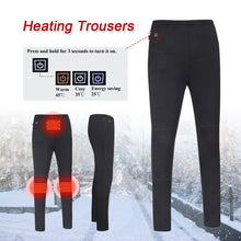 Load image into Gallery viewer, Outdoor USB Heated Pants