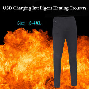 Outdoor USB Heated Pants