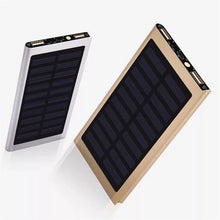 Load image into Gallery viewer, Solar Power Bank 20000mAh Double USB