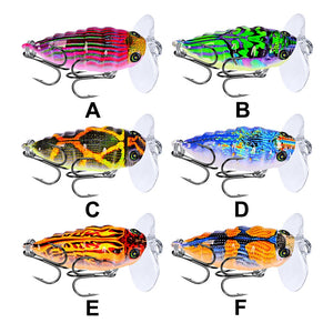 Lifelike Cicada Insect Fishing Lure