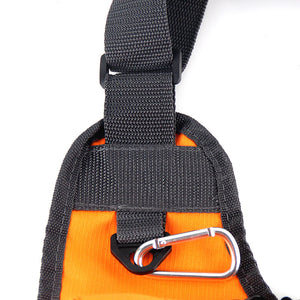 Fishing Lure Bag Multi-Purpose Outdoor Canvas Backpack