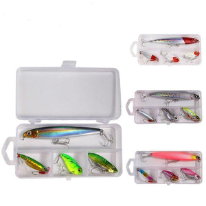 Fishing Lure Sets For Bass Fishing
