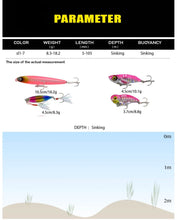 Load image into Gallery viewer, Fishing Lure Sets For Bass Fishing