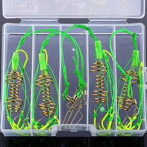 4 pcs/lot Fishing Feeder Bomb
