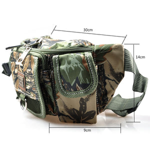 Awesome Multi-functional Camouflage Fishing Bag
