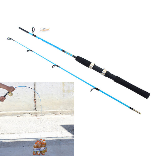 Carbon Spinning Fishing Pole