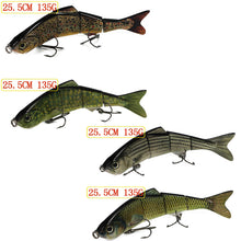 Load image into Gallery viewer, HUGE 25cm Multi-Jointed Fishing Lure