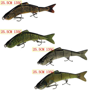 HUGE 25cm Multi-Jointed Fishing Lure