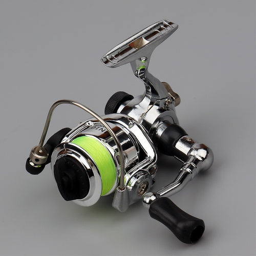 Mini Pocket Spinning Fishing Reel