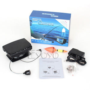 "4.3"" 15M 1000TVL Underwater LED Fishing Camera"