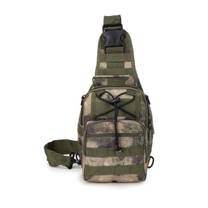 Waterproof Fishing Single Shoulder Backpack