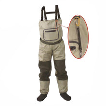 Load image into Gallery viewer, Fly Fishing Waders Stocking Foot, Waterproof and Breathable
