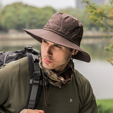 Load image into Gallery viewer, Great Outdoor Hat For Men And Women. Quick Dry Fabric That's Comfortable.