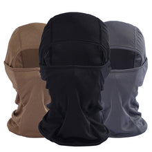 Load image into Gallery viewer, Windproof Breathable Full Face Mask For Those Extra Windy days