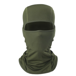 Windproof Breathable Full Face Mask For Those Extra Windy days