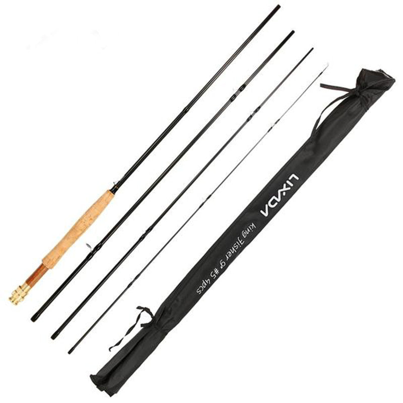Carbon Fiber Fly Fishing Pole