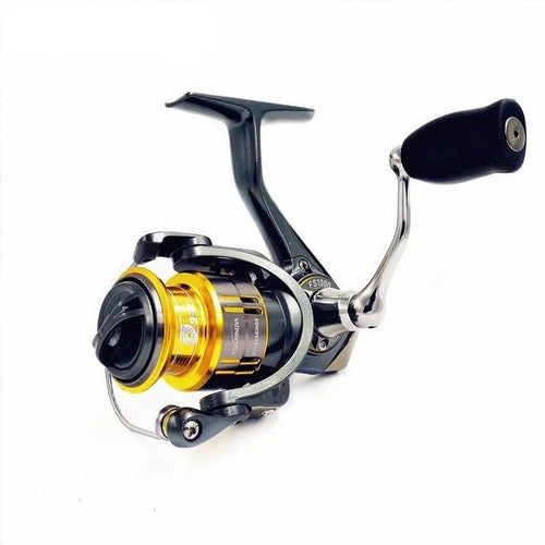 FS 800 1000 2000 Ultra Light Spool Spinning Reel