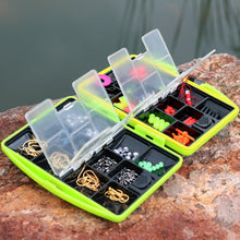 Load image into Gallery viewer, Full Loaded Water-Resistant Tackle Box