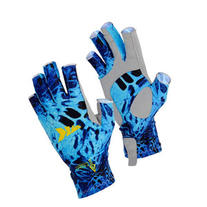 Fishing Gloves SPF 50