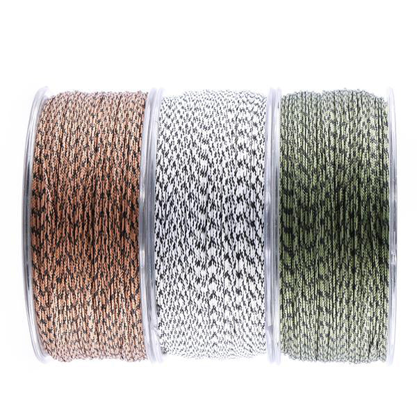 Camouflage Braided Fish Line