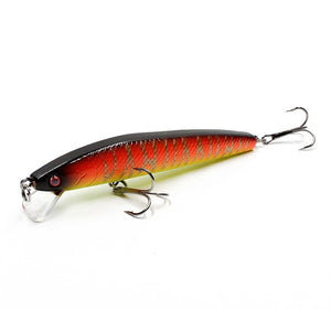 Hard Minnow Crankbait Fishing Lure