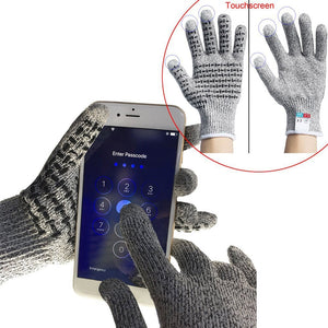 Anti-cut Outdoor Fishing Gloves