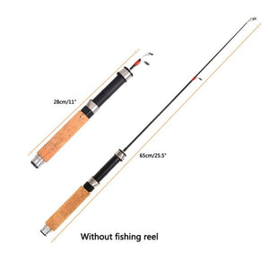 Winter Fishing Ice Fishing Rods