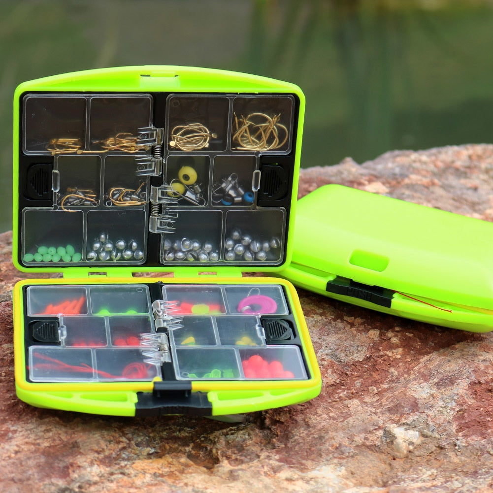 Full Loaded Water-Resistant Tackle Box