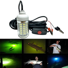 Load image into Gallery viewer, Submersible Night Fishing Underwater Lamp