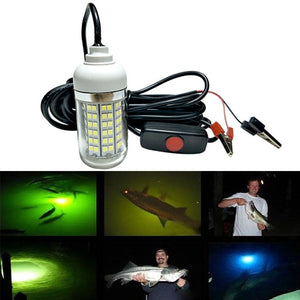 Submersible Night Fishing Underwater Lamp