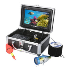 Load image into Gallery viewer, 10inch DVR LED Underwater Fish Finder