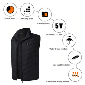 Awesome Intelligent Heated Vest