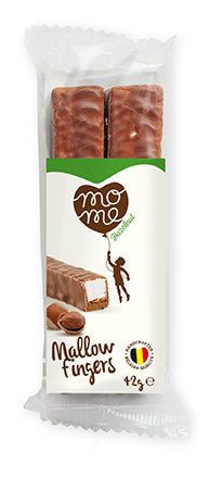 Mallow Fingers Hazelnut