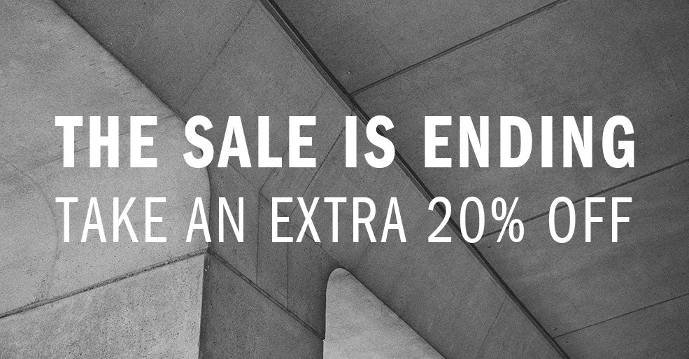 Shop the Sale and get an Extra 20% Off