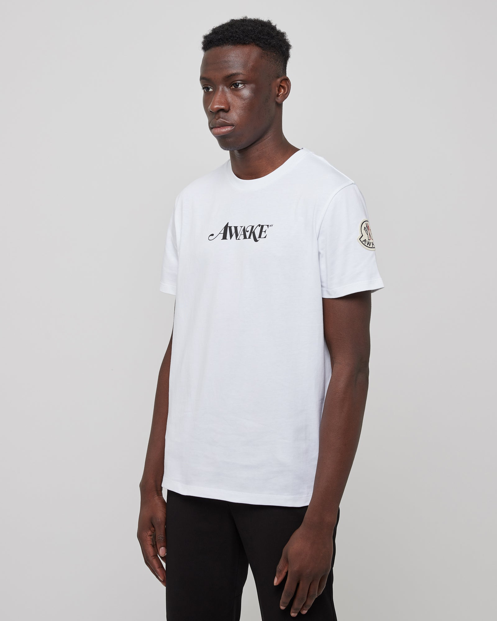 Awake T-Shirt in White