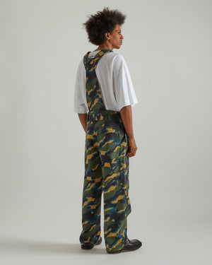 Pow Jumpsuit in Kaki