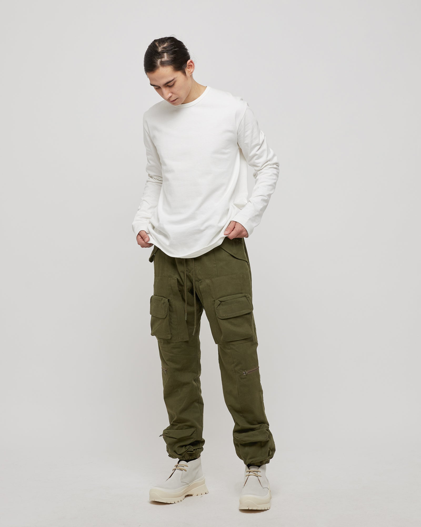 Field Pant in Green
