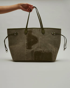Roomy Bag in Green