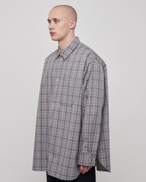 Medic Shirt in Mineral Gray