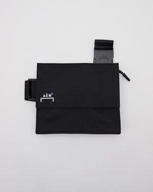Utility Bag in Black