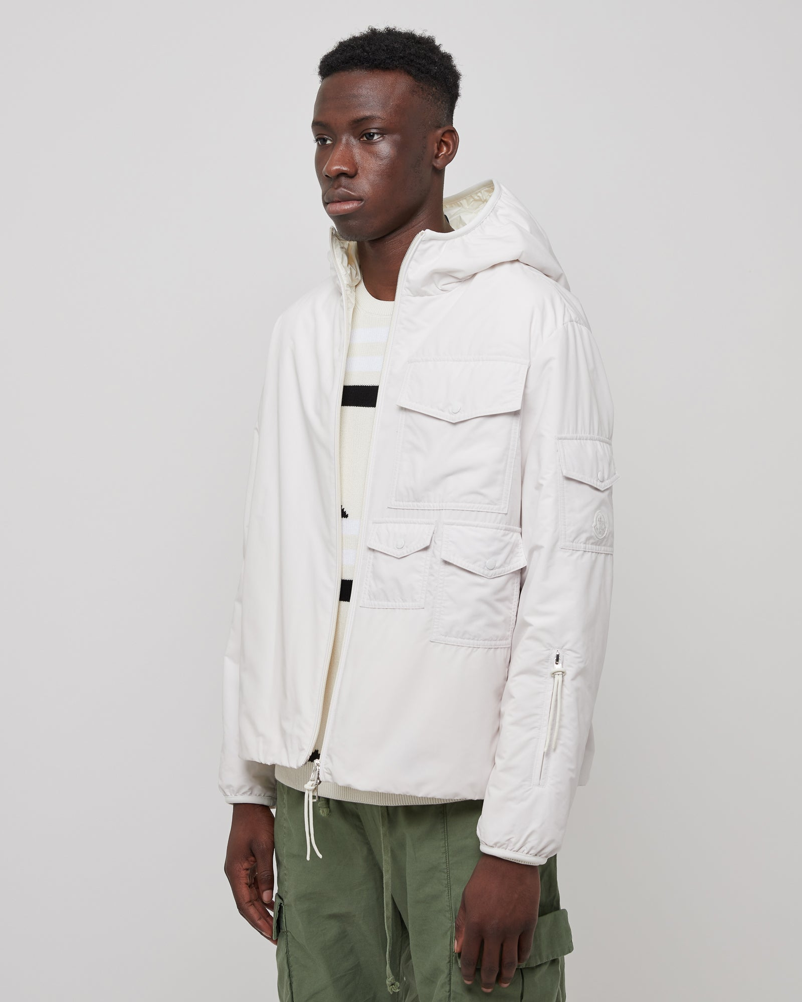 Rila Jacket in White
